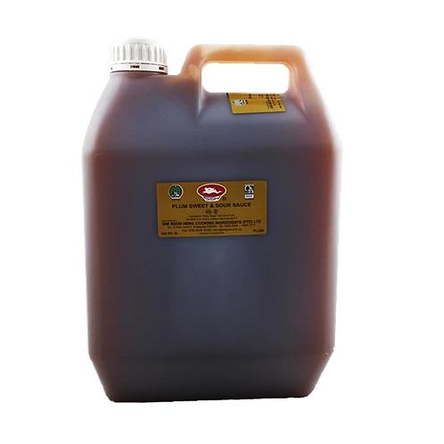 Plum Sweet & Sour Sauce 5LT (梅膏)