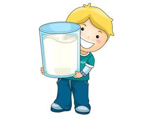 Сказка о пользе молока