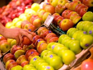 Как выбрать полезные яблоки в супермаркете?