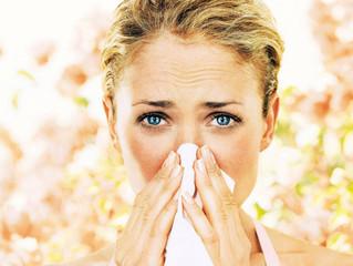 5 раздражителей, усиливающих проявления аллергии