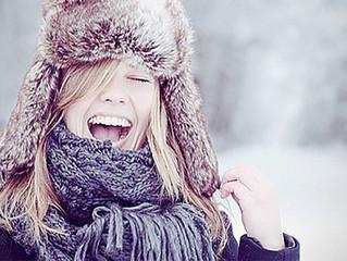 Забота о лице зимой