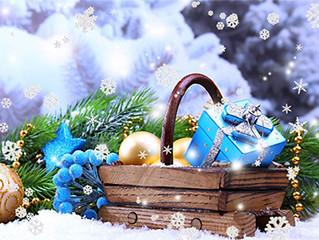 Празднование Нового года в Угличе