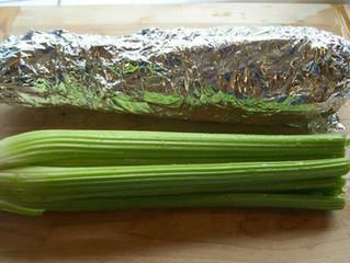 Как хранить сельдерей и брокколи
