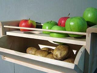 Как избежать прорастания картофеля