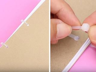 12 удивительных способов использования кабельной стяжки