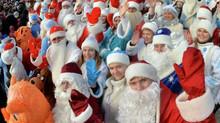 Новогодний карнавал в Угличе!