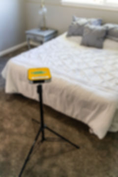 Advanced continuous radon monitor. Corentium Pro.