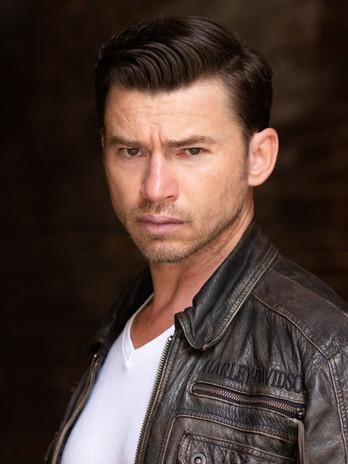 William Mark McCullough Savannah Bluffton Charleston Acting Headshots