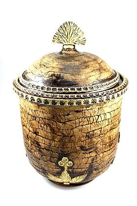 Kristalinės keramikos urna