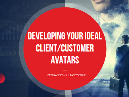 Client/Customer Profiling Part 2 - Developing Your Ideal Client/Customer Avatars