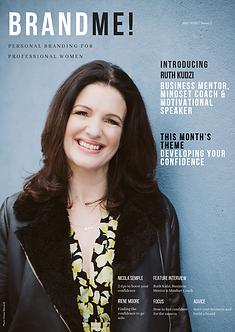 _Brand Me Magazine Issue 3 - May 2019 -