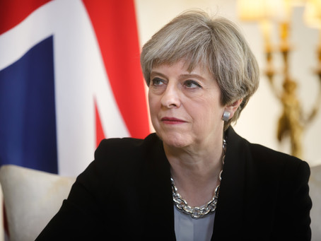 Personal Brand Review - Theresa May