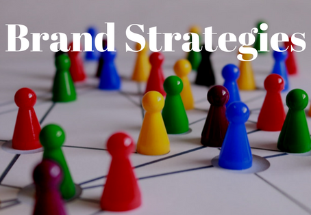 Brand Strategies – What, Why, When, How!