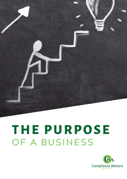 The Purpose of a Business Cover