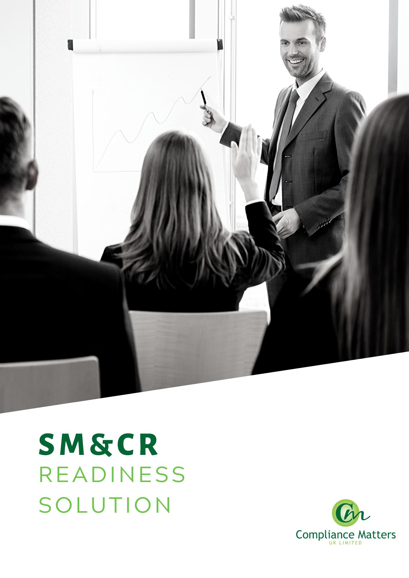 SM & CR Rediness Solution Cover
