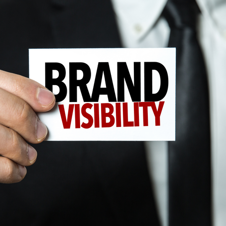 Why Building Your Brand Visibility is So Important?
