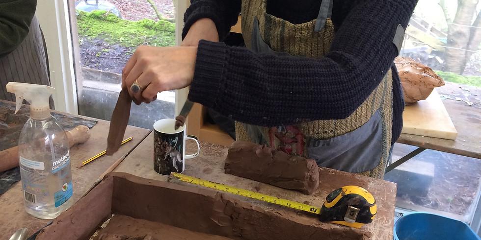 Autumn Thursday Sculpture Foundations Course