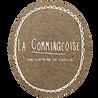 Logo La Commingeoise ferme BIO oeufs confitures miels