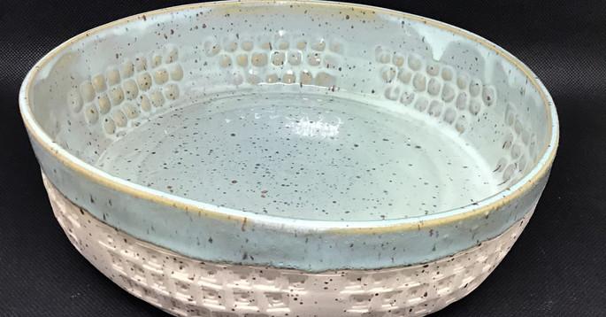 plat grès pyrité