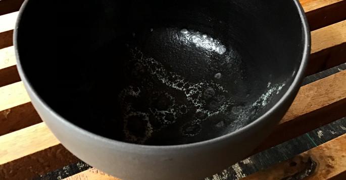 pt saladier grès noir