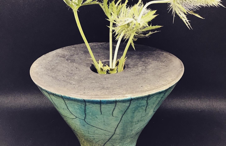 vase ikebana