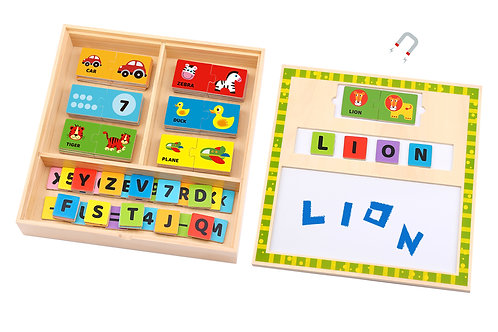 Learning Magnetic Puzzle Box
