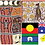 Thumbnail: Our Country, Kangaroo & How the Rainbow Moon and Stars Were Created Set of 3