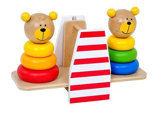 Bear Balance Stacker