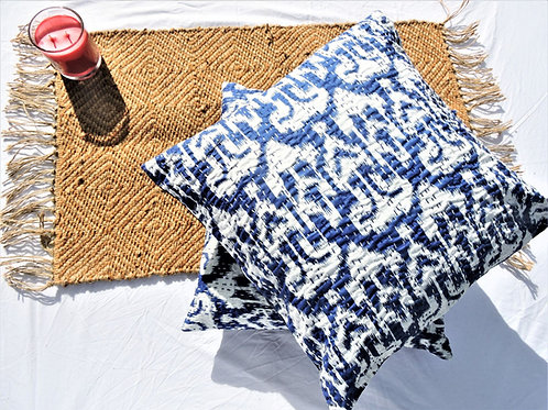 Beautiful Blue Abstract Design Cushion Covers