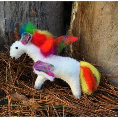 Rainbow unicorn-small