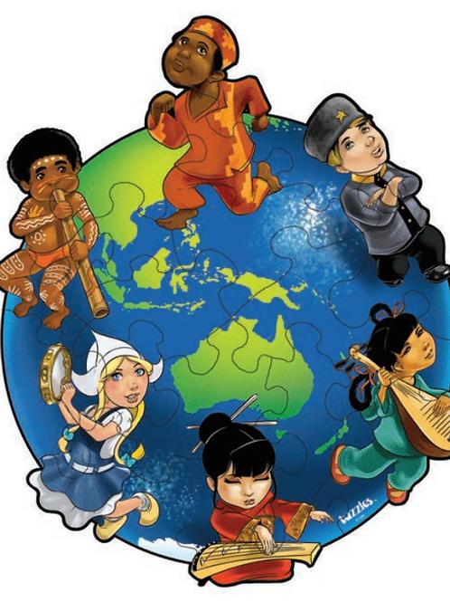 Children Of The World - Aus