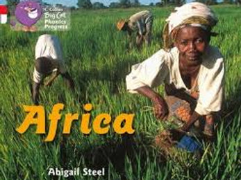 Africa  By (author)  Abigail Steel