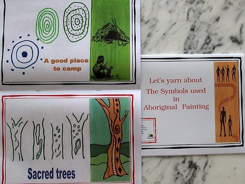 Yarn About Aboriginal Symbols Book