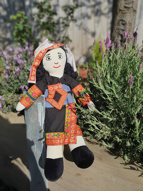 Contemporary 'Asian' Doll