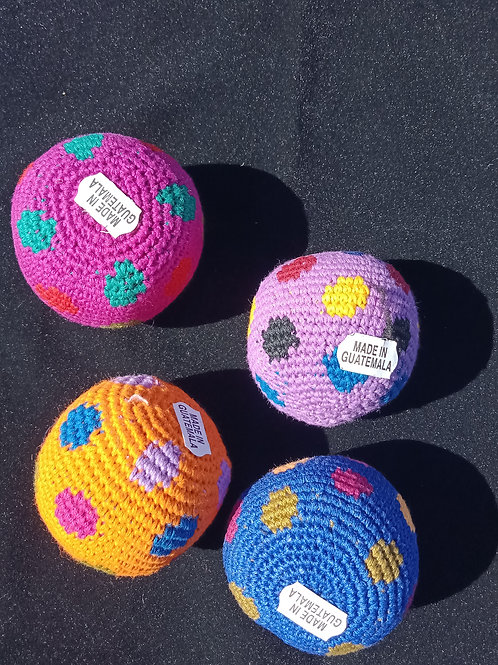 Hacky Sack/Stress Ball - 1pc
