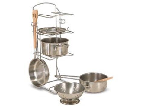 M&D - Pots & Pans Set