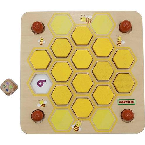 Memory Training Bee Hive  Game