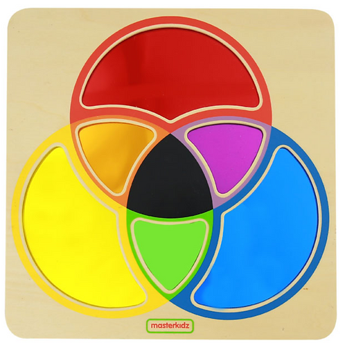 Colour Mixing Learning Mirror