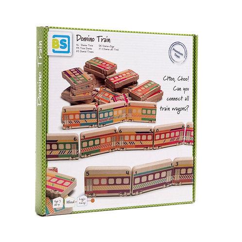BS Toys - Domino Train