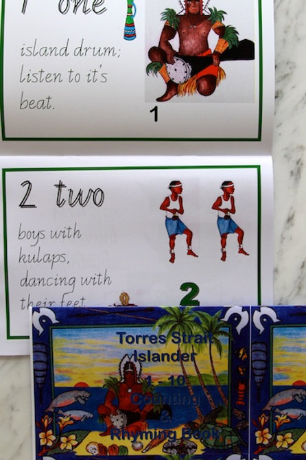 Torres Strait Islander 1 to 10
