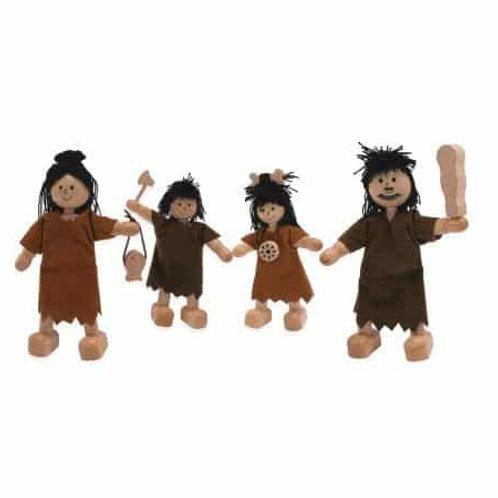 Cavemen Family
