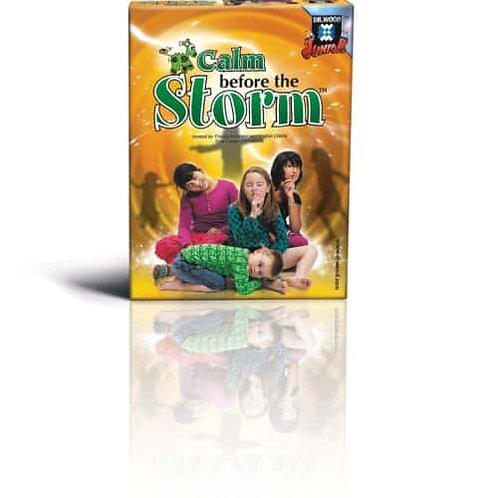 Calm Before The Storm – Card Game
