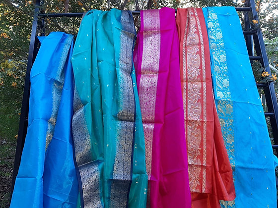 Traditional Saree Material 1.5
