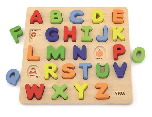 Uppercase Alphabet