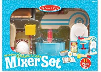 Make a Cake Mixer Set – 10 pieces