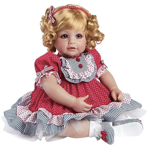 ToddlerTime Doll - Dream Boat 20""