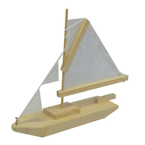 Wooden Yacht Craft Kit