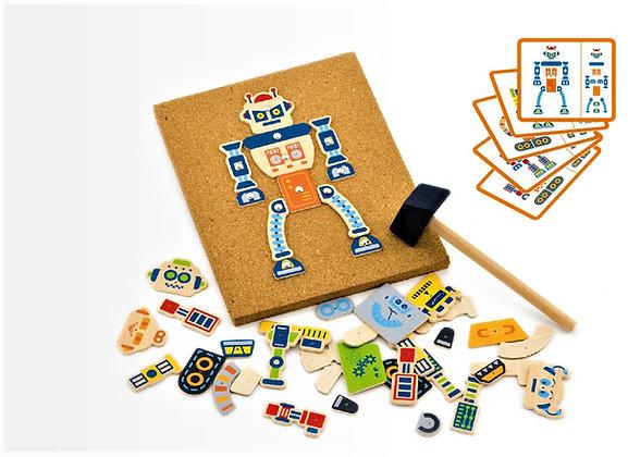 Tap Tap Robot Set