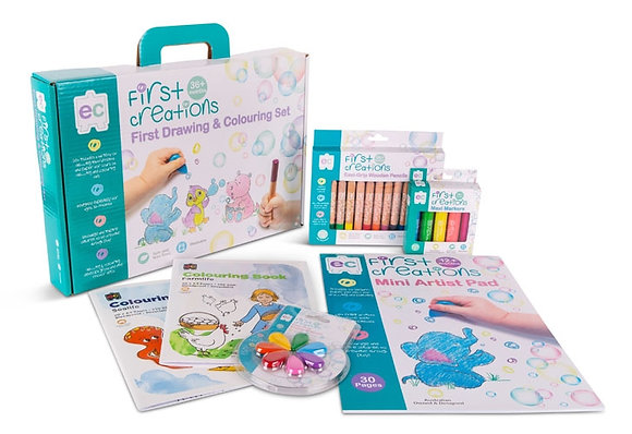 First Creations Drawing Kit