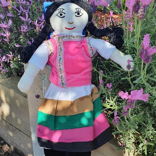 Romanian Doll